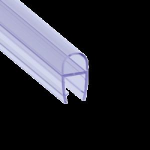 Уплотнитель силиконовый (полукруг)