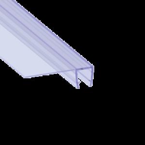 Уплотнитель силиконовый для раздвижных дверей