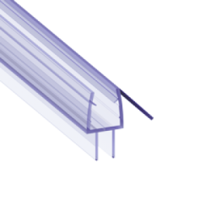 Уплотнитель силиконовый, между полом и дверью