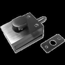 Шпингалет, для толщины стекла 6-12 мм
